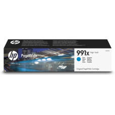 HP Cartouche Encre 991X PageWide Cyan 16000 pages ORIGINE HP